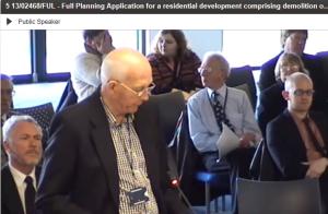 GPC speaks against proposal