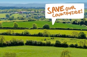 CPRE save our countryside