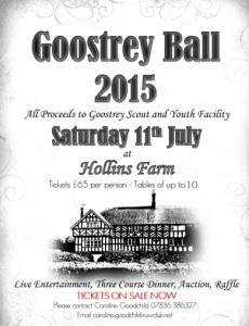 Goostrey Ball 2015