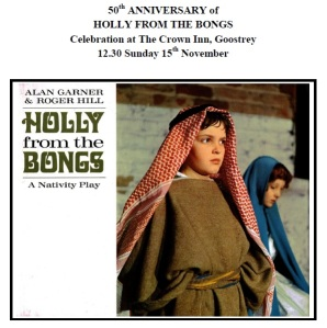Holly from the Bongs. 50th Anniversary