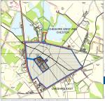 Location of sand quarry