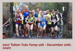 Tatton Park yomp