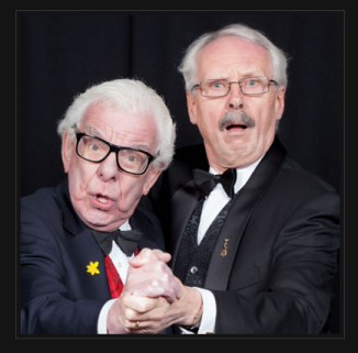 Barry Cryer & Colin Sell