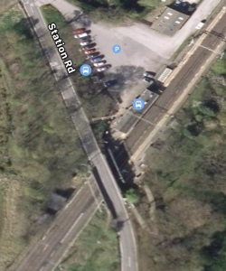 Goostrey station