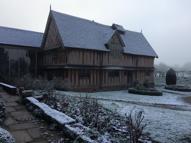 Winter Blackden