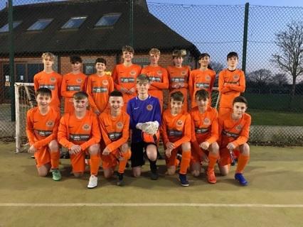 Goostrey Juniors FC