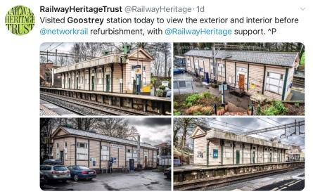 Station building Heritage trust