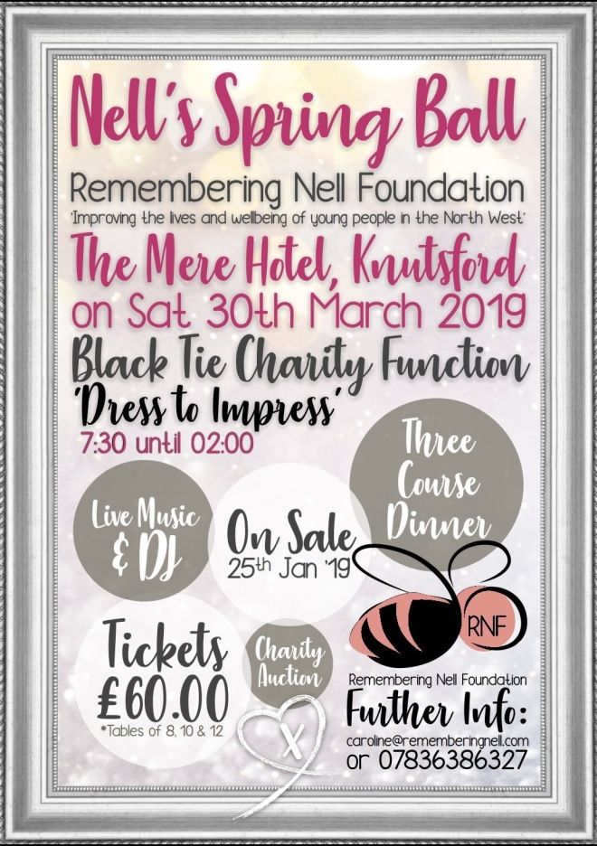 Nell's Spring Ball